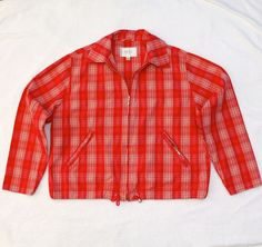 NEXT Windcheater Pure Cotton Zip-up Jacket M Retro Hardly WornVintage