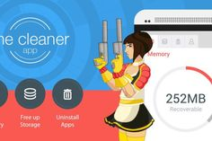 ¿Problemas de almacenamiento y rendimiento en Android? Prueba The Cleaner