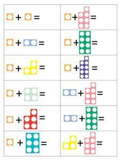 Resultado De Imagen De Numicon Printables Actividades De Matematicas Matematicas Infantil Matematicas