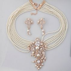 NEWEST DESIGN PEARL NECKLACE WITH swarovski element crystals NJ-484 2 COLORS AVAILABLE on AliExpress.com. 15% off $36.17