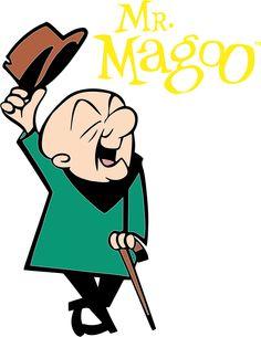 comic mister magoo - Buscar con Google