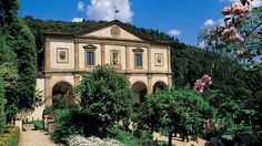 Villa San Michele — city, country
