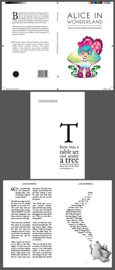 Create Beautiful Page Layouts and a Striking Cover for a Children's Fiction Book - Tuts+ Design & Illustration Tutorial