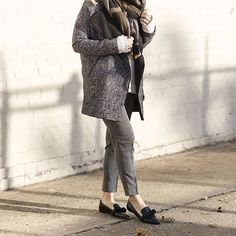 Fall is for layering. Fab look, @allysoninwonderland! #fallfashion #style Reposted Via @aollifestyle