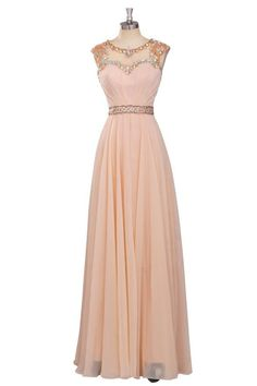 ORIENT BRIDE Women's Crystal Prom Dresses Long Evening Gown Floor Length Size 6 US Coral