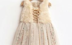 what an amazing vintage vest dress, check it out on our website lulaandroo.com  amazing prices this piece is only $30.99