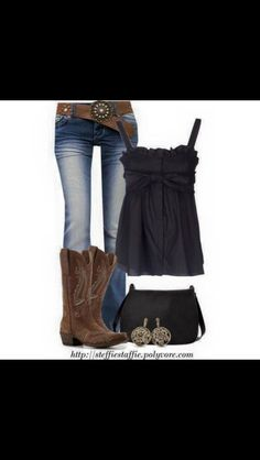 Country inspired outfit