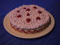 Photo 3 de recette Merveilleux fraisier léger - Marmiton