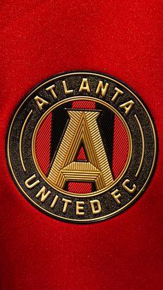 Atlanta United Logo Wallpaper  #AtlantaUnited #AtlantaUnitedWallpaper #ATLUTD American Sports, American Football, Sports Team Logos, Sports Teams, Sports Jersey Design, Atlanta United Fc, Rock Radio, Football Wallpaper, Sport Inspiration