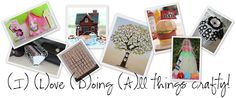 Crafty blog:)    (I) (L)ove (D)oing (A)ll Things Crafty!