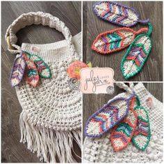 Crochet Feathers Pattern Ideas Free Tutorial