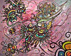 Aboriginal Art Style