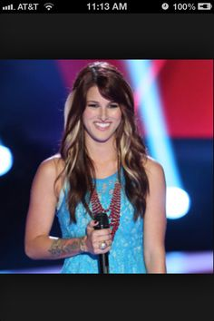 Cassadee Pope... Hair!