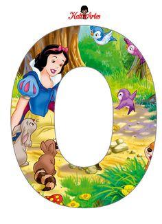 EUGENIA - KATIA ARTES - BLOG DE LETRAS PERSONALIZADAS E ALGUMAS COISINHAS: Branca de Neve - Alfabeto Alphabet Wallpaper, Book Wallpaper, Scrapbook Da Disney, Scrapbook Letters, Disney Alphabet, Snow White Birthday, Easter Garden, Minnie Png, Alphabet And Numbers