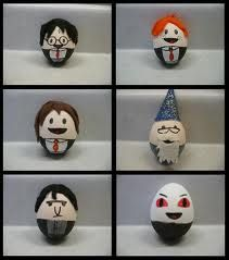 decorating eggs as famous people - Google Search