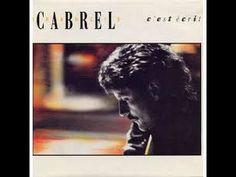 Francis Cabrel - C'est écrit - - YouTube