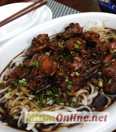 New recipe at my blog: chicken teriyaki noodles http://imomonline.net/family-dinner-chicken-teriyaki-noodles/ #asianfood #teriyaki