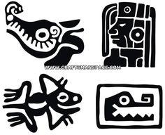 Symbol and history patterns