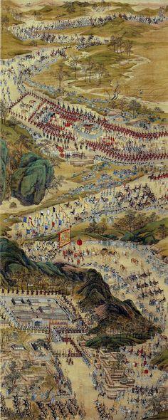 조선, 시흥환어행렬도(始興還御行列圖), 1795년 최득현