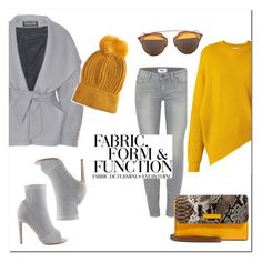 """""""Form and Function"""" by fancy-chic ❤ liked on Polyvore featuring Balmain, Paige Denim, STELLA McCARTNEY, Cape Robbin, Vera Bradley, Aéropostale, Christian Dior and Vera Wang"""