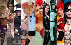 The 10 Hottest Cosplay Girls In North America    #cosplay
