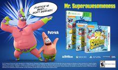 SpongeBob™ HeroPants ab sofort verfügbar.