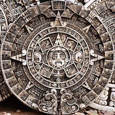 The Mayan Calendar measured the length of the solar year to a high degree of accuracy, far more accurately than that used in Europe as the basis of the Gregorian calendar. #Mayan #Apocalypse
