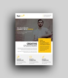 professional corporate template cronus flyer Cronus Professional Corporate Flyer TemplateYou can find Flyer design and more on our website Poster Sport, Poster Cars, Poster Retro, A4 Poster, Template Flyer, Template Brochure, Business Flyer Templates, Flyer Design Templates, Advertisement Template
