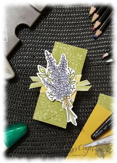 Sale-A-Bration Lots of Lavender Stampin' Up!