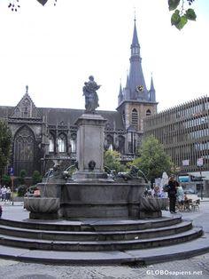 Liege, Belgium - my second home.