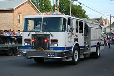 Brownville FD Engine 7-1-1
