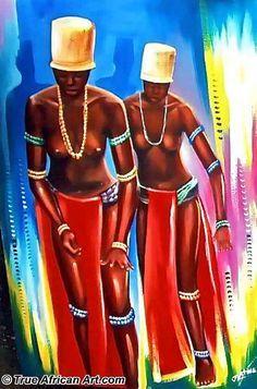 Artagence Peinture Ghana - Justine Laryea