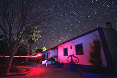 Starlight Tourism in Alqueva, Portugal | via Sky At Night magazine, 29.01.2013 | Being famous for having less of something isn't often a draw card for a destination, but around the mighty Lake Alqueva in the rural region of Alentejo, Portugal there's a commodity in very short supply – and it's attracting astronomers from all over Europe... | Photo © Miguel Claro