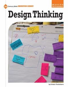 Learn how to think critically about the design of things you want to make. Readers will learn to analyze the efficiency of their plans, while still feeling encouraged to push forward with new ideas. Design Thinking Process, 21st Century Skills, Science Curriculum, Text Features, Catalog Design, Fiction And Nonfiction, Student Studying, Library Design, Children's Literature