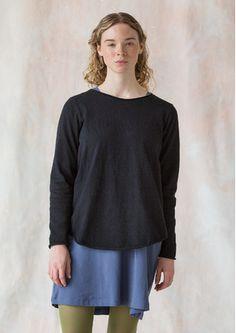 Pointelle-Strickpullover aus Öko-Baumwolle 80506-99.tif