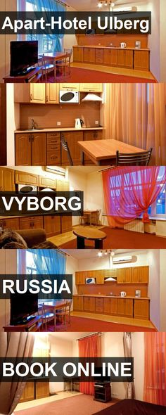 Apart-Hotel Ulberg in Vyborg, Russia. For more information, photos, reviews and best prices please follow the link. #Russia #Vyborg #travel #vacation #hotel