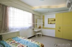 Simple and fashionable children's bedrooms enjoy 2016