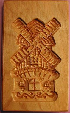 American Artisans Windmill cookie mold