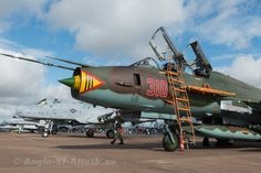 Sukhoi Su-22M3 Fitter