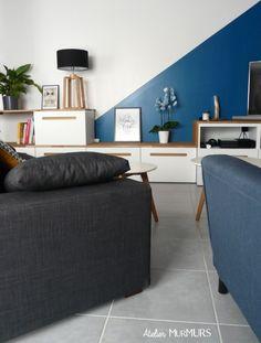 1000 ideas about peinture bleu canard on pinterest - Couleur bleu canard deco ...
