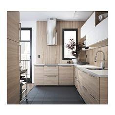 IKEA - BROKHULT, Ovi, 40x80 cm, , BROKHULT-ovi on selkeän suoralinjainen, ja sen pinnassa on kaunis pähkinäpuun tekstuuri ja kuvio. Ovi antaa keittiölle luonnollisen ja modernin ilmeen.Oven voi asentaa oikea- tai vasenkätiseksi.25 vuoden takuu. Lisätietoja ja takuuehdot takuuvihkosessa.