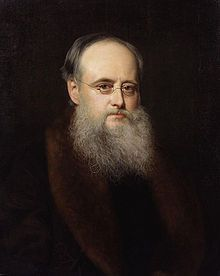 William Wilkie Collins-- (1824-1889) was an English novelist, playwright, and short story writer. His best-known works are The Woman in White (1859), No Name (1862), Armadale (1866), and The Moonstone (1868), considered the first modern English detective novel.