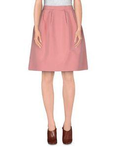 OSCAR DE LA RENTA Knee Length Skirt. #oscardelarenta #cloth #skirt