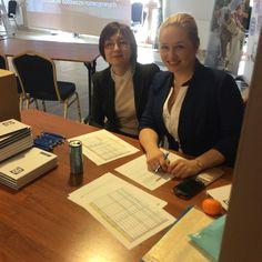Ewa Taras i Karolina Klimuk.