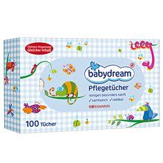 babydream Pflegetücher - Rossmann