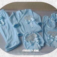 Yenidoğan Bebek Takımı Toddler Outfits, Baby Boy Outfits, Kids Outfits, Baby Going Home Outfit, Baby Shower Sash, Baby Doll Accessories, Designer Baby Clothes, Baby Suit, Dresses Kids Girl