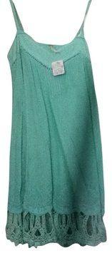 Free People Dress Sleeveless Pintuck Hem $113