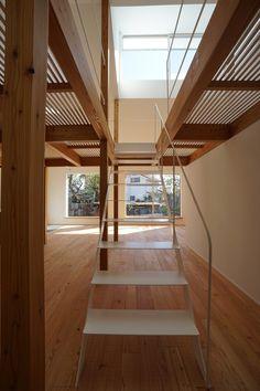 Pettanco House,© Yuji Tanabe