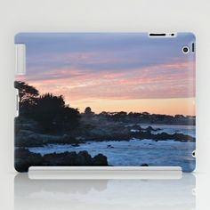 Pacific Sunset 277 iPad Case