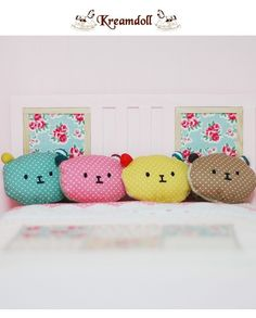 Cute Bed Pillows Super If I Had Just One Diy Cushion